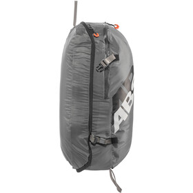 ABS s.LIGHT Compact Base Unit + s.LIGHT Compact Zip-On 15l Mochila, rock grey